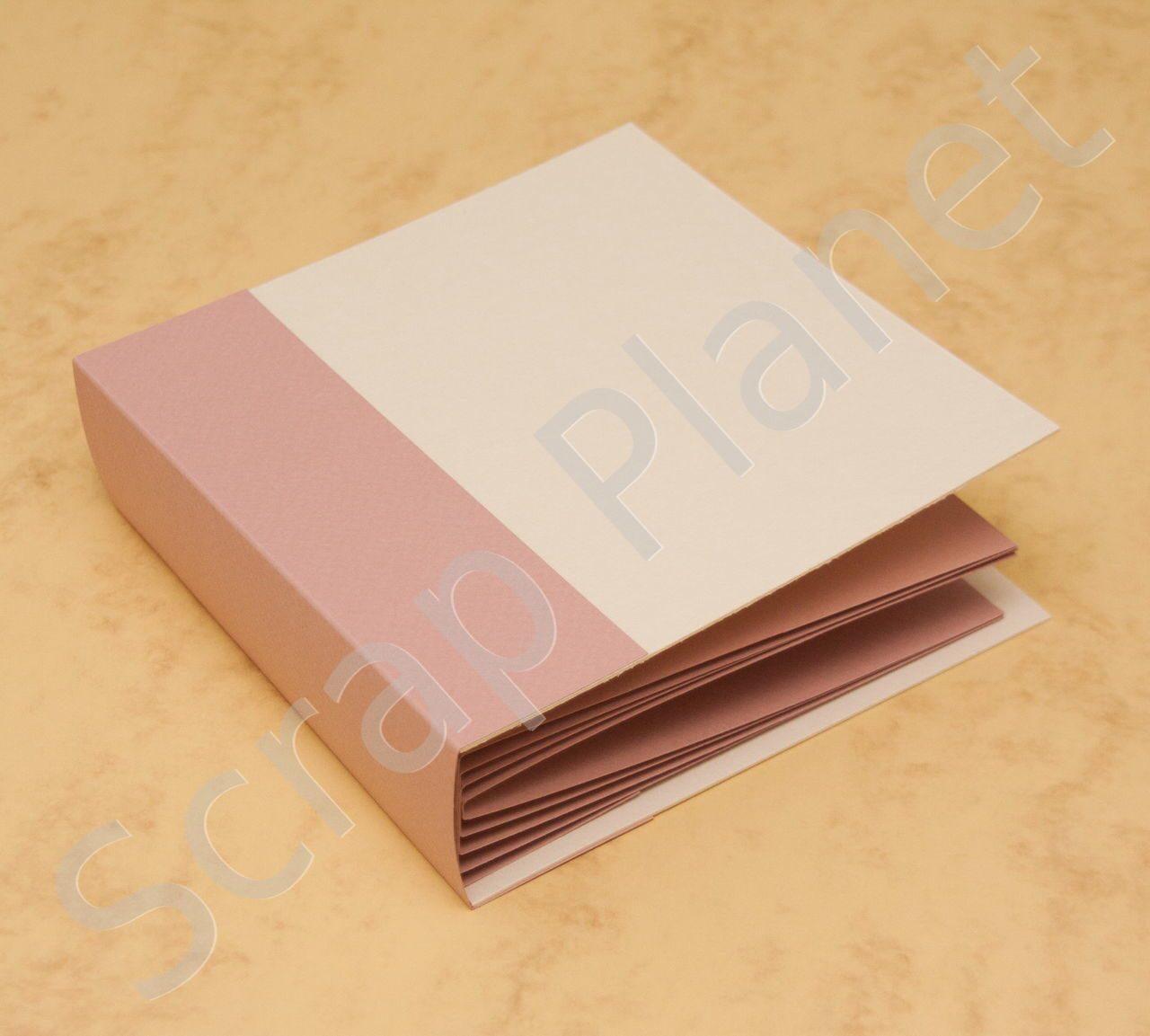 Альбом из картона для своими руками